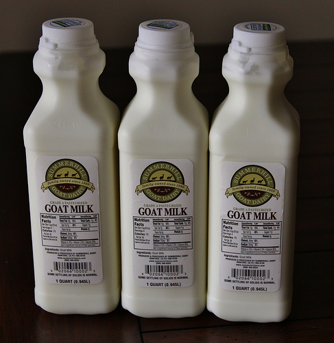 Summerhill Goat Milk